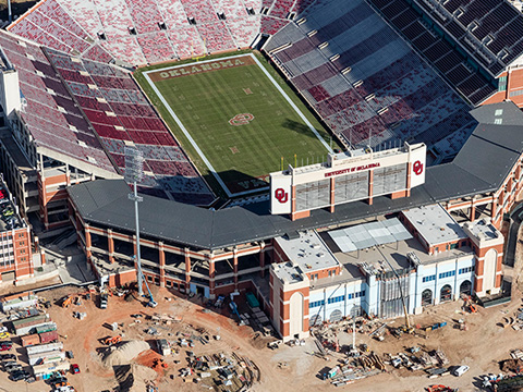 University of Oklahoma Stadium